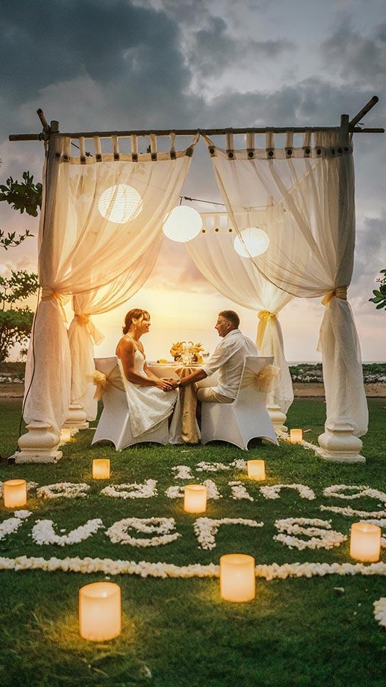 Wedding Anniversary Photo Shoot - Kuta, Bali