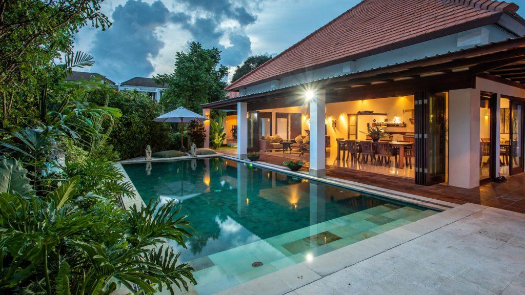 Villa Terisan - KErobokan