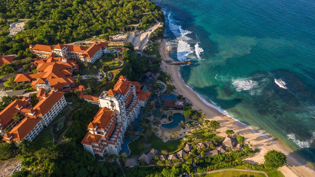 Bali Aerial Photoshoot