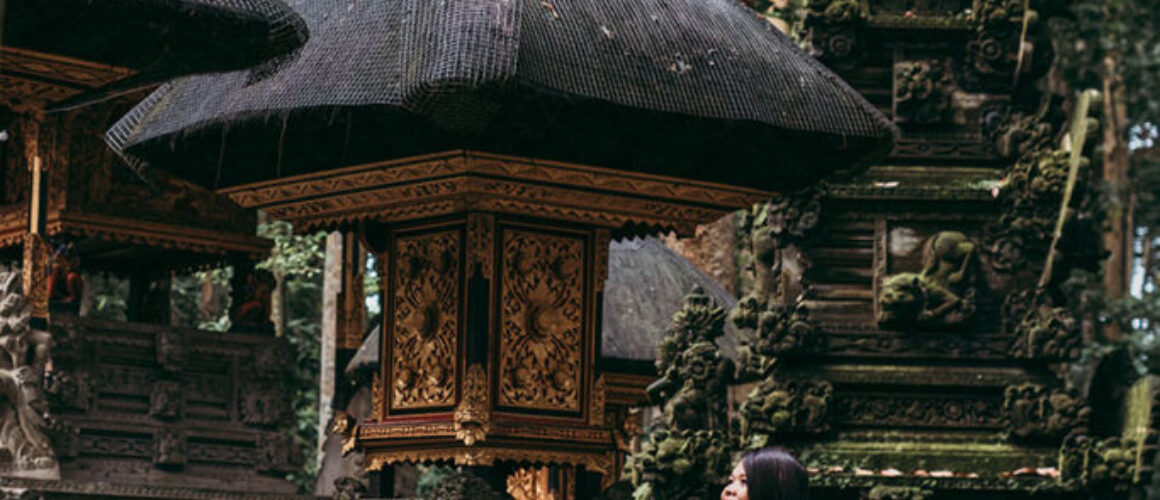Sangeh Monkey Forest & Temple Bali