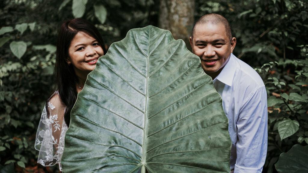 Prewedding Sangeh Monkey Forest